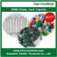 HPMC Empty hard Capsule 00#,0#,1#,2#,3#,4#