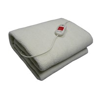 Factory Supply Electric Under-blanket with Artificial Wool Electric Blanket Heating Blanket