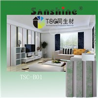 popular cheap pvc panel for wall