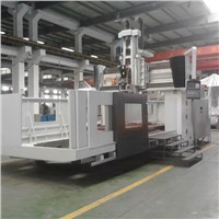 2014 HOT SALE Big Gantry Double Column CNC Milling Machine Center Model 2240