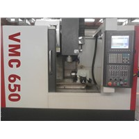 2014 Popular CNC Machine Centre Model 650