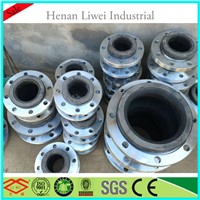 For Pipe Shock Absorber Flexible Rubber Joint