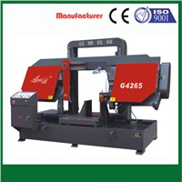 Horizontal band sawing machine G4265