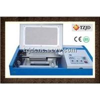 Laser seal Engraving Stamp machine 40w