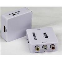 Mini HDMI to AV converter