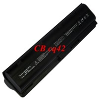 replacement battery for Compaq CQ42 battery for HSTNN-CBOX HSTNN-Q60C battery