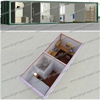 portable container houses