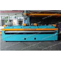aluminum checkered plates embossing machine