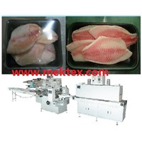 Anti-static Seafood Shrink Packing Machine
