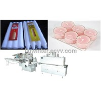 Candles Shrink Wrapping Machine