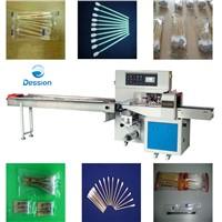 Multi-purpose Horizontal Q-tips/Swab/Cotton swab Packaging Machinery