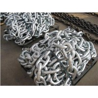 Stainless steel marine link chain