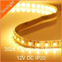 Epistar SMD 3528 flexible LED Strips Light 120LEDs/m DC12V