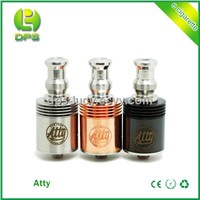 wholesale new arrival atty V2.0 rda atomizer tobh atty atomizer