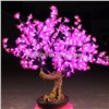 Fancy LED Christmas Tree Light Flower Vase Light Festival/New year/birthday/Wedding Decoration Light