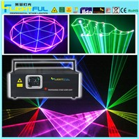 Hot Selling 2W RGB Cartoon Outdoor Christmas Laser Lights Show