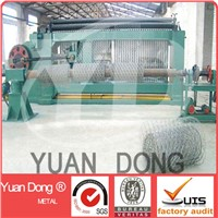 PLC Control Gabion Mesh Making Machine for stone cage