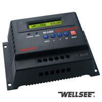 WELLSEE WS-C4860 40A 48V SOLAR PANEL CHARGE CONTROLLER