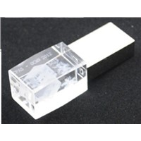 Fashion Gift Crystal USB