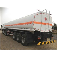 CHINA SINOTRUK 3 AXLES/ 30M3 LIQUID ASPHALT TANKER TRAILER