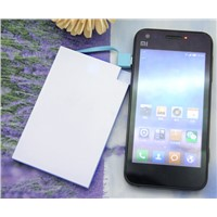 2014 Envelope card super thin 3000mAh power bank