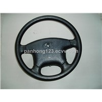 Self-skinning Steering wheel