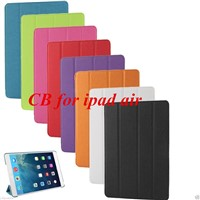 Smart Cover Leather Case for iPad Air