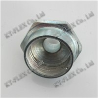 metallic hex thread reducer bush
