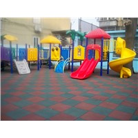 2014 Rubber Mat,Outdoor Rubber Flooring,Outdoor Playground Safety rubber Flooring Tiles