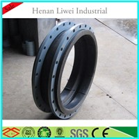 Neoprene rubber expansion joint for seawater