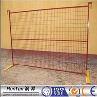 factory direct pvc coated canada temporary fence