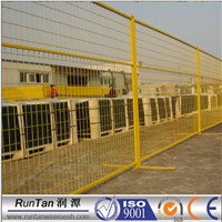 Canada standard temporary fence and gates