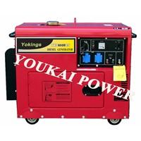 Hotsale 5kw silent generator price