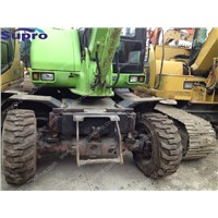 Used Wheel Excavator Hyundai R60W-5 / Wheel Excavator Hyundai R60W-5