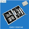 High quality 11pcs pedicure set in aluminium box (EMS11SS0148)