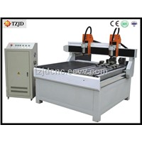 High efficiency 4 axis CNC Router Engraving machine