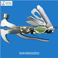 High quality stainless steel hand tool with camouflage pattern(EMH08SS0002)