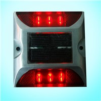 Solar dock pole light/solar road marker/raised pavement marker;