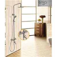 Whole Set Stainless steel shower faucet wall mounted bathroom faucet AGLY02