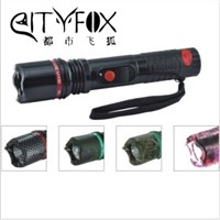 Strong Flashlight Stun Gun for Self-Defense