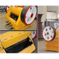 stone jaw crusher & Mineral pigments sand maker serve in Building construction