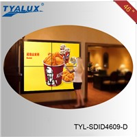 2014 Hot Sell 46 inch led video wall on sale, Ultra Narrow LCD Video wall,LCD TV Wall