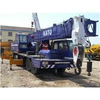 used Kato NK500E-V crane