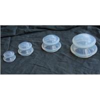 Clear slicone Cupping Jar