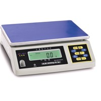 AC/DC weighing scales (30kg/1g)