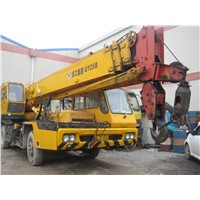 used Kato NK2500E crane