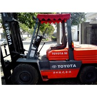 USED FORKLIFT TOYOTA 7F