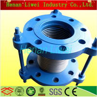 Popular Flange stainless steel bellows