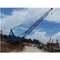 Supply Construction Crawler Crane Track Kobelco Crane 50 Ton -150 Ton