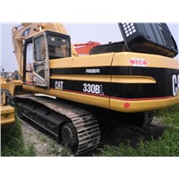 Supply used construction machine caterpillar komatsu excavator (caterpillar 330B)